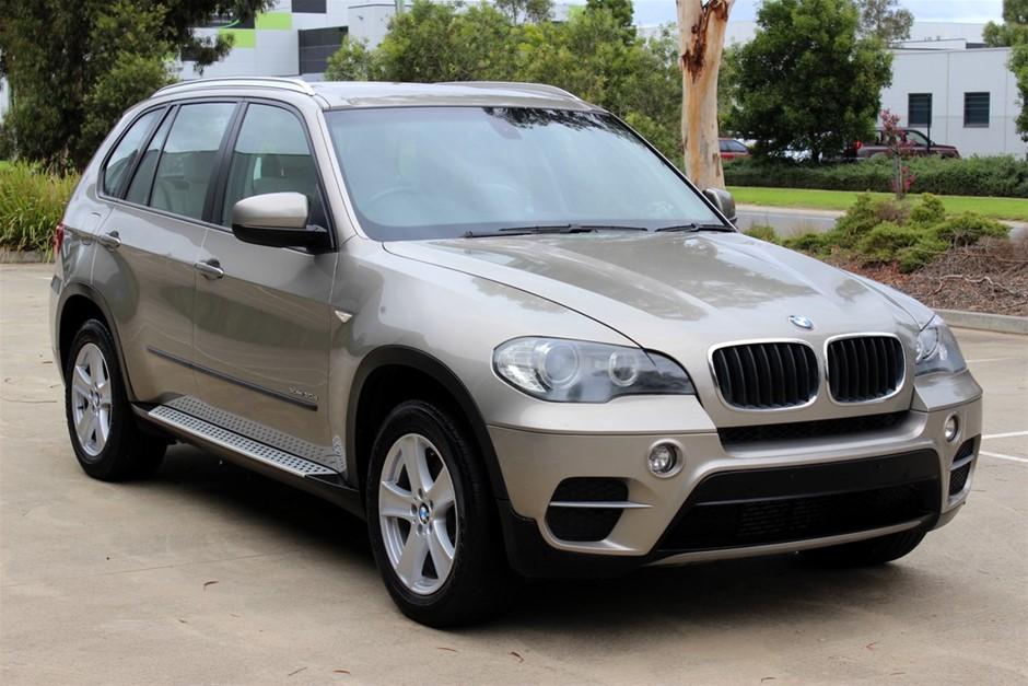 2010 BMW X5 xDrive30d E70 MY11 4WD Automatic SUV