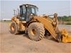 2012 Caterpillar 962H Integrated Tool Carrier (FL728)