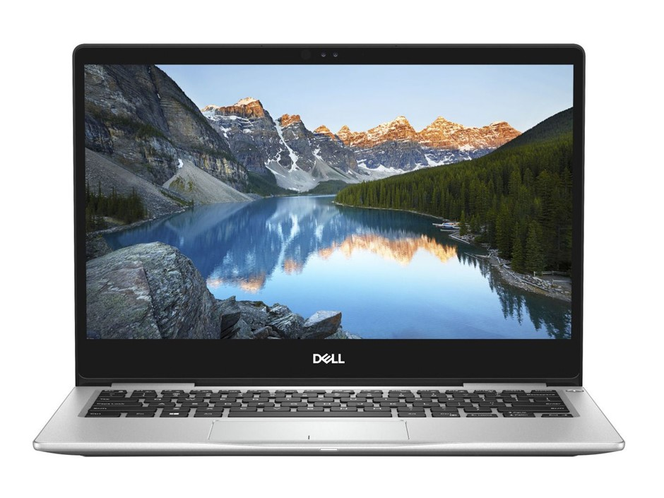 Dell Inspiron 13 7380 13.3-inch Notebook, Silver