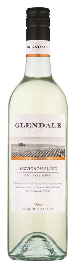 Glendale Limestone Coast Sauvignon Blanc 2018 (6 x 750mL) Limestone Coast