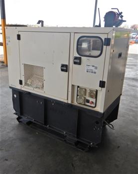 2011 FG Wilson 20KVA Industrial Generator