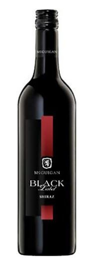 McGuigan Black Label Shiraz 2015 (6 x 750mL) SEA