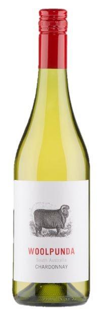 Woolpunda Chardonnay 2019 (12 x 750mL) SA