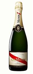 G.H.Mumm Cordon Rouge Champagne NV (12 x 375mL), France.