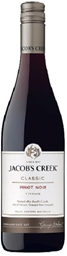 Jacobs Creek Classic Pinot Noir 2018 (12 x 750mL), SE, AUS.