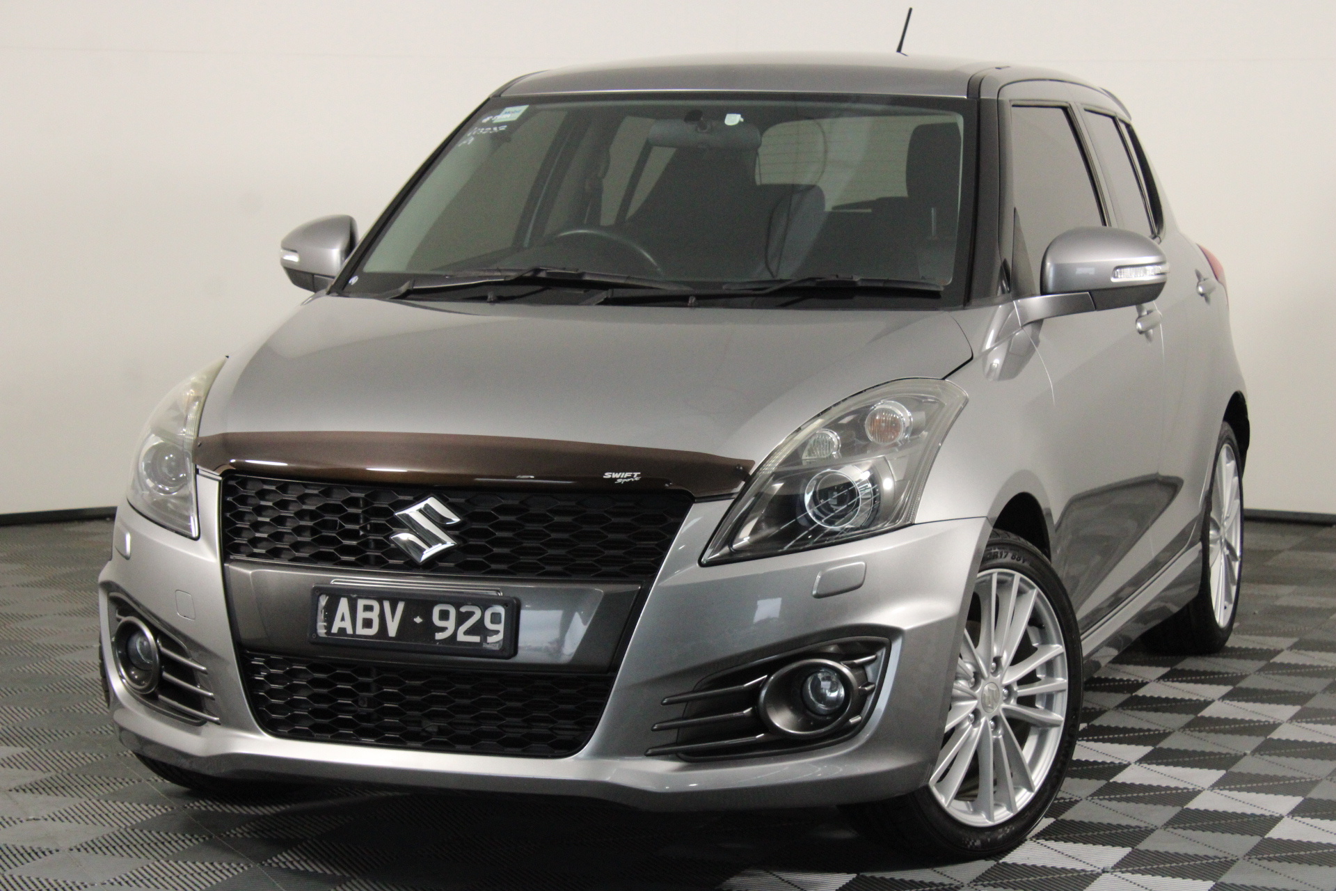 2015 Suzuki Swift Sport FZ Manual Hatchback