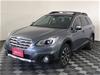 2016 Subaru Outback 2.5i Premium B6A CVT Wagon