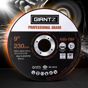 Giantz Cutting Disc 50pcs 230mm Metal Cu