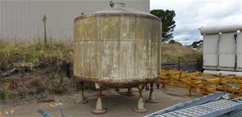 316 Stainless Steel Storage Vessel
