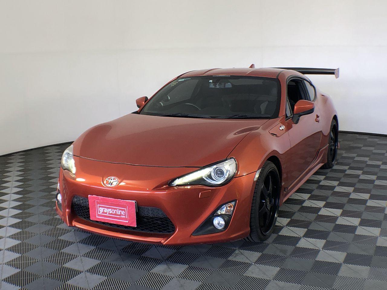 2014 Toyota 86 GTS Auto Coupe 75,780kms