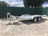 2021 Unused Car Trailer - Galvanised Tandem Heavy Duty 3000kg