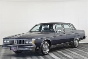 1980 Oldsmobile Ninety-Eight Regency V8