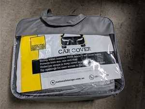 Car Vehicle Cover - Pick up from Seven H
