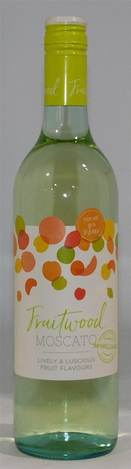 McWilliams Fruitwood Moscato NV (6 x 750mL) SEA.