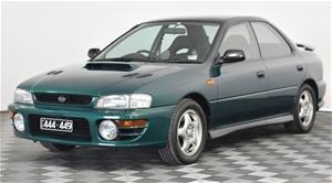 1997 Subaru Impreza WRX (AWD) Manual Sed