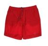 Pair Men`s TOMMY HILFIGER Swim Trunks, Size XL, 100% Nylon, Apple Red. (SN: