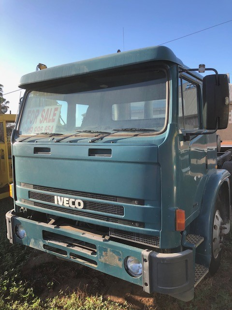 2003 Iveco ACCO 6 x 4 Cab Chassis Truck