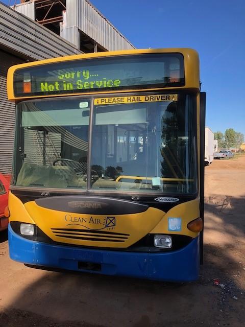 2004 Scania L94UB ( Volgren) 4 x 2 Bus