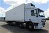 2015 DAF CF75 8 x 4 Refrigerated Body Truck