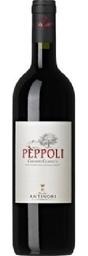 Antinori `Peppoli` Chianti Classico 2017 (6 x 750mL), Tuscany, Italy.