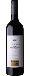 Bleasdale `The Broad-Side` Shiraz Cabern