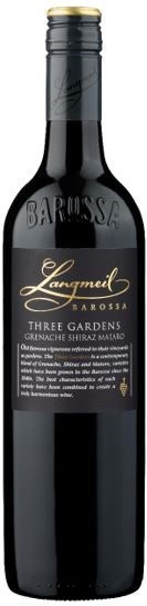 Langmeil Three Gardens GSM 2018 (6 x 750mL) Barossa Valley, SA