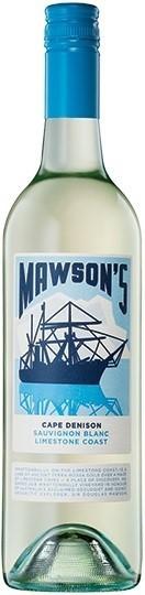 Mawson's `Cape Denison` Sauvignon Blanc 2017 (12 x 750mL), SA.