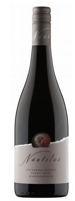 Nautilus Estate Pinot Noir 2017 (6 x 750mL) Marlborough, NZ