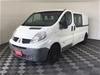 2014 Renault Trafic T/Diesel Auto LWB Van 101,164kms