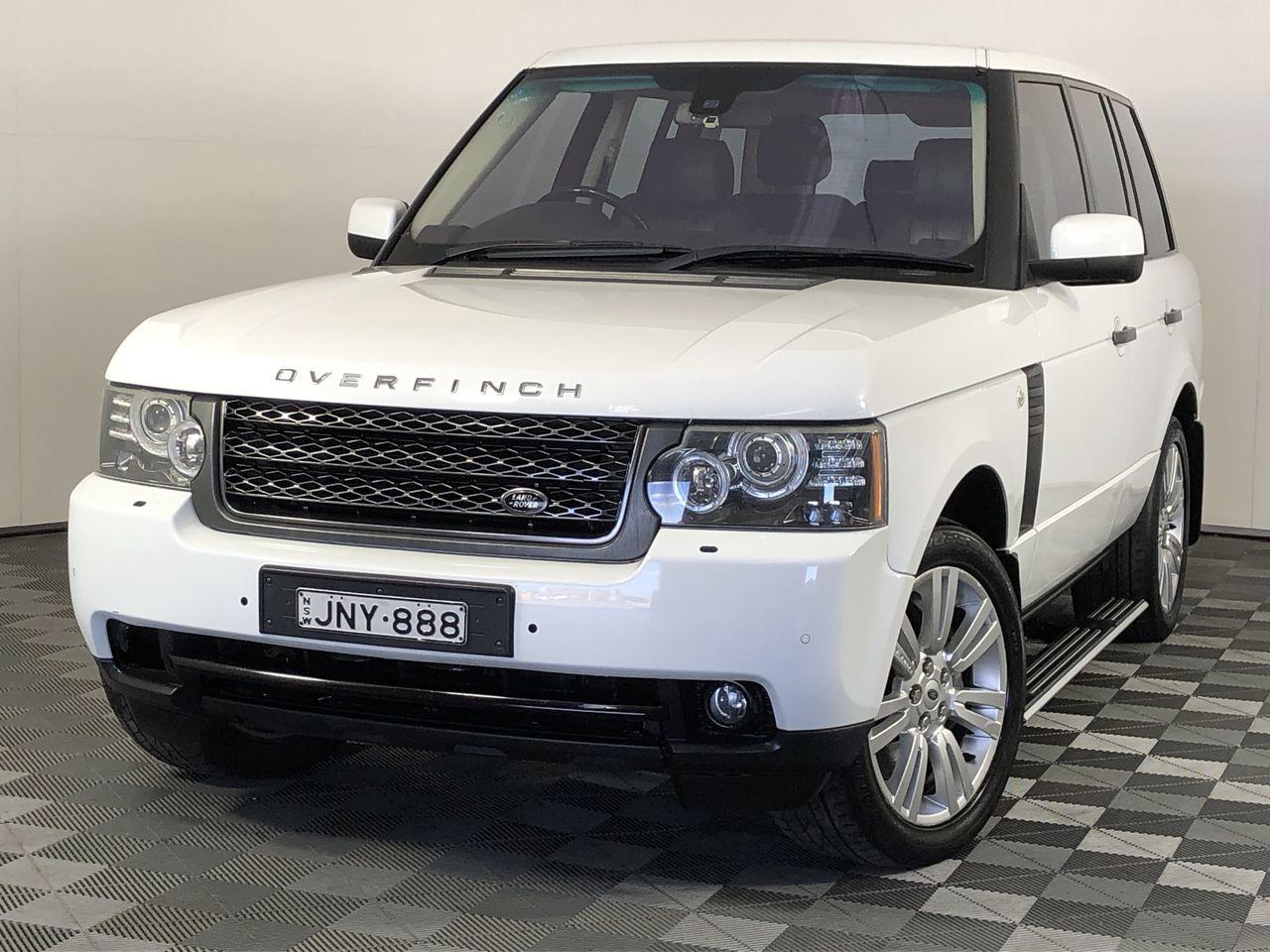 2010 Land Rover Range Rover Vogue TDV8 Luxury T-Diesel Auto - 8 Speed