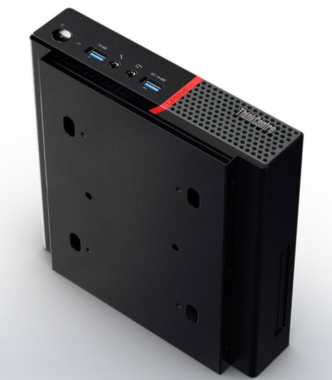 Lenovo ThinkCentre M700 Tiny Form Factor PC, Black