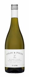Polin & Polin Tudor Chardonnay 2017 (12x 750mL). Hunter Valley, NSW