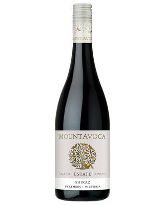Mt Avoca Estate Shiraz 2017 (12x 750mL). Pyreness, VIC