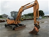 2015 Case CX55B Excavator + 5 attachments