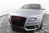 2010 (2011) Audi A5 2.0 TFSI Quattro Automatic Coupe, 77,786km