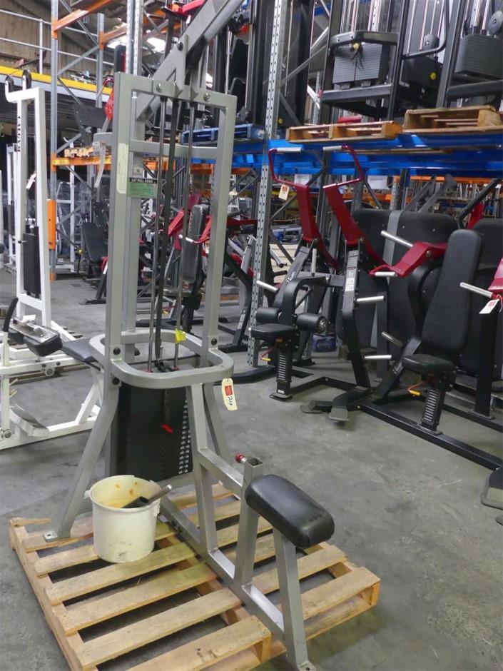 Flex Fitness System Lat Pull Down