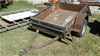 Box Trailer With Alloy Wheels