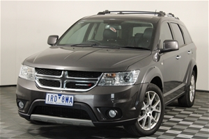 2015 Dodge Journey R/T Automatic 7 Seats