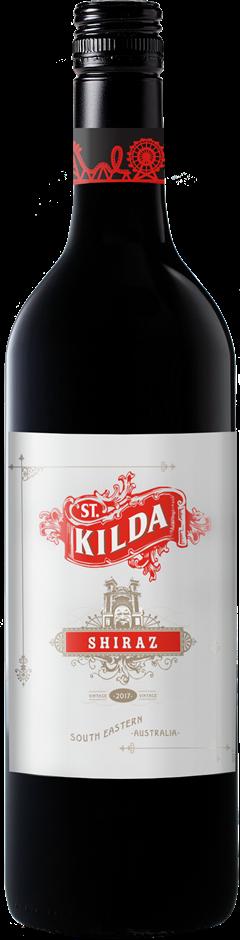 St Kilda Shiraz 2017 (12 x 750mL) Riverina, NSW
