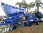 Twin Deck Screening Plant, Hino Tipper & Komatsu Excavator