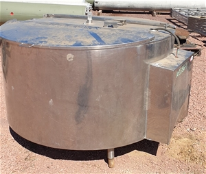 Stainless Steel Insulated Vat