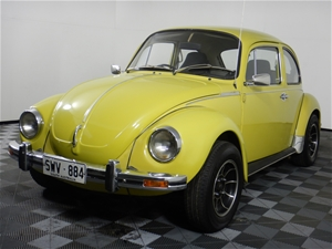 1975 Volkswagen L Bug Beetle Manual Coup