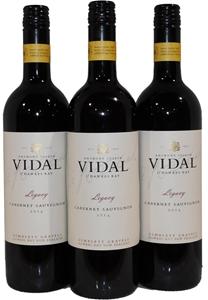 Vidal Estate Legacy Cabernet Sauvignon 2