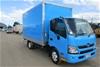 2012 Hino 30 4 x 2 Pantech Truck