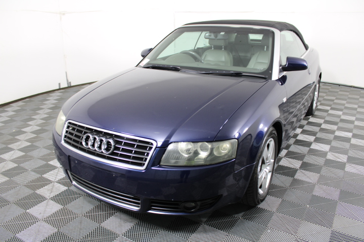 2003 Audi A4 Cabriolet B6 Automatic Convertible