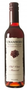 Chambers Old Vine Muscat NV (12 x 375mL)