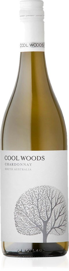 Cool Woods Chardonnay 2019 (12 x 750mL), SA.