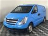 2012 Hyundai iLOAD TQ Turbo Diesel Manual Van