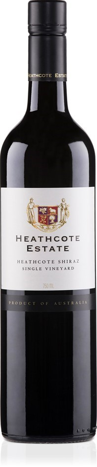 Heathcote Estate Shiraz 2018 (6 x 750mL) VIC