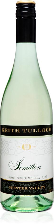Keith Tulloch Hunter Valley Semillon 2017 (12 x 750mL) NSW